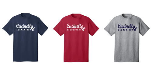 Basic Tee - YOUTH - Cucinella Elementary