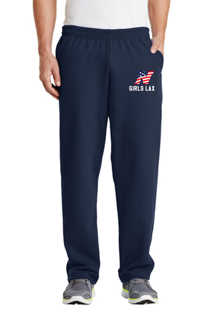 Sweatpants- Adult - Northern Girls Lacrosse