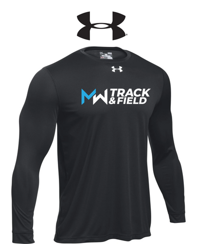UA Locker Long Sleeve - Adult - Midd-West Track & Field