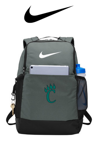 *Nike Brasilia Backpack - EVERGREEN VALLEY FOOTBALL