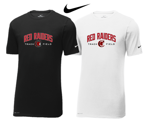 Nike Dri-FIT Cotton/Poly Tee - Coatesville Track