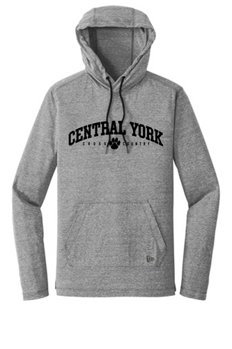 Adult Light Pullover Hoodie Tee - Central York XC