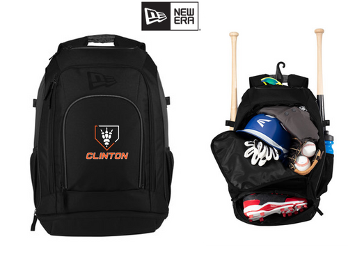 *New Era ® Shutout Backpack -  Clinton Baseball