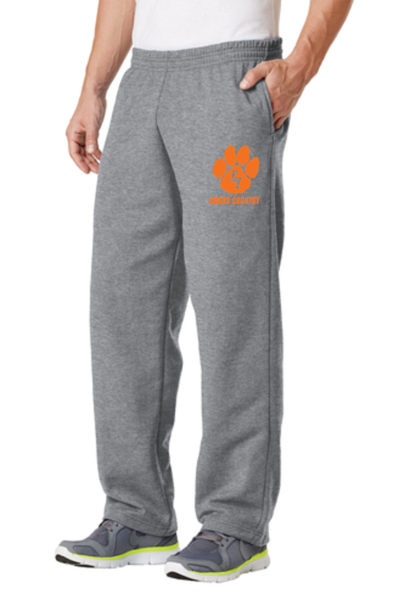Fleece Sweatpant with Pockets - Adult- Central York XC