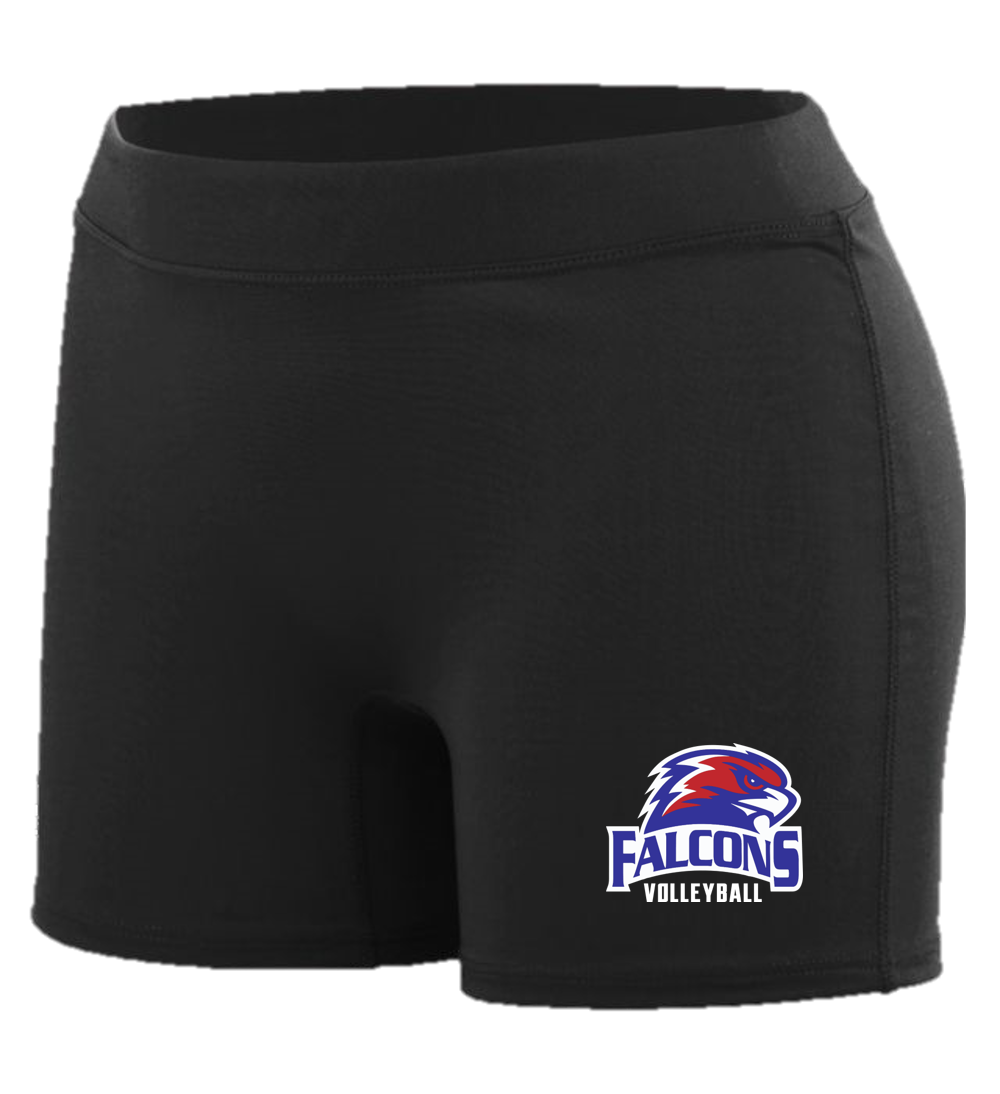 WOMEN'S COMPRESSION SHORT - Briggsdale Volleyball