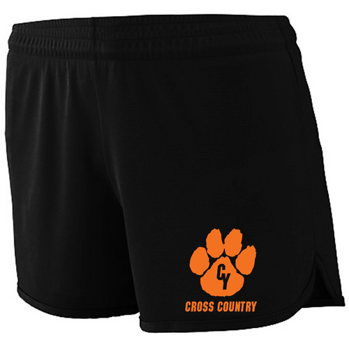 Ladies ACCELERATE SHORTS - Central York XC