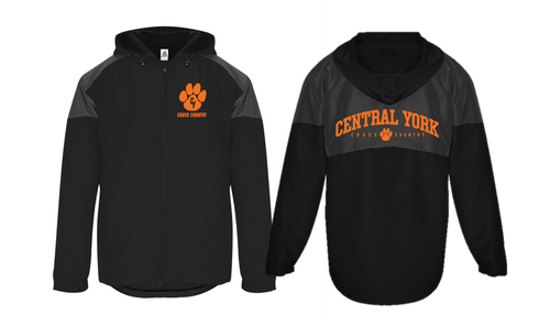 Adult RIVAL HOODED JACKET - Central York XC