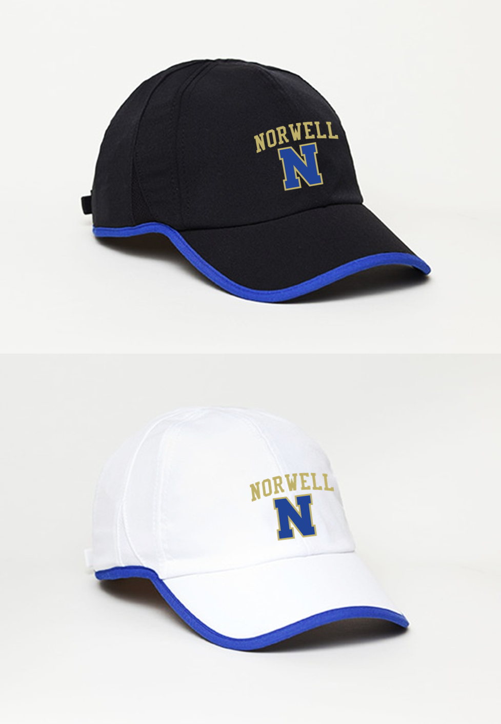 Active Cap Hook-and-Loop - NORWELL TENNIS