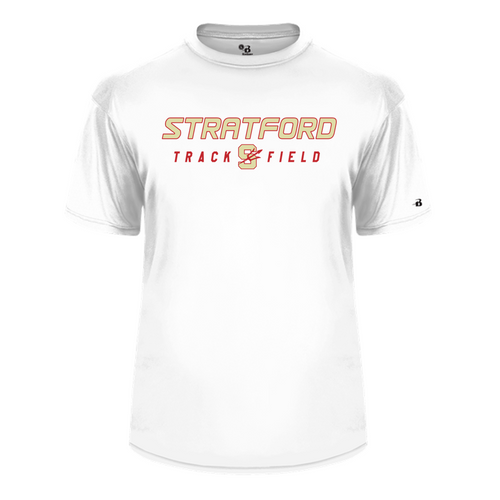 Performance Tee - Adult - Stratford Track & Field