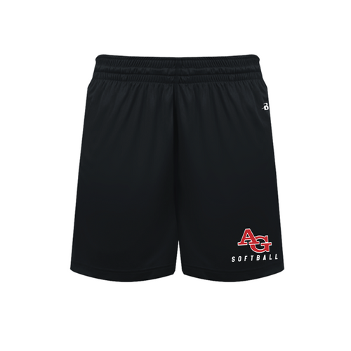 ULTIMATE SOFTLOCK WOMEN'S SHORT - Ash Grove Softball