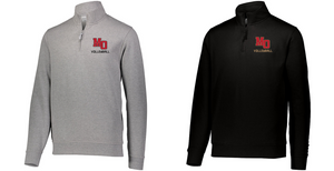 1/4 Zip Sweatshirt - Adult - Mt. Olive Volleyball