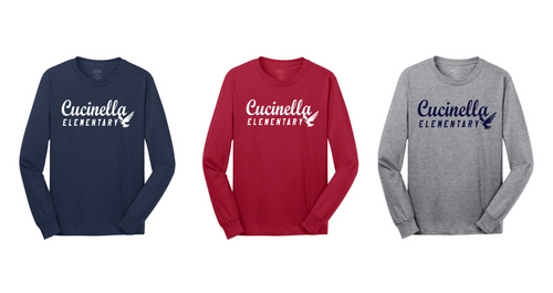 Basic Long Sleeve - YOUTH - Cucinella Elementary