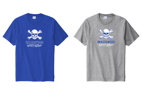 Fan Tee - Brazoswood Wrestling