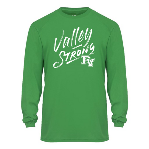 Unisex Long Sleeve - Pascack Valley Strong
