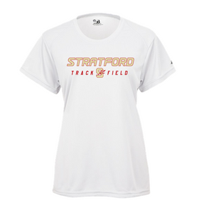 Performance Tee - LADIES - Stratford Track & Field