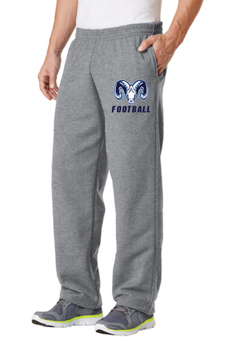 Sweatpant with Pockets - Adult- MT. RAINIER FOOTBALL
