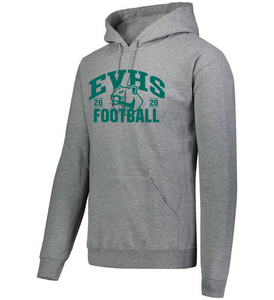 Hooded Sweatshirt - EVERGREEN VALLEY FOOTBALL