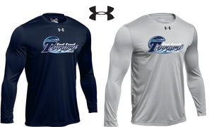 UA Locker Long Sleeve - Adult - Tsunami Softball