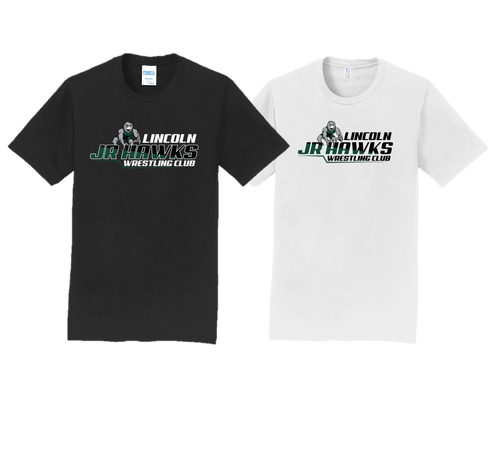 Fan Favorite Tee (Adult/Youth Sizes) - Lincoln JR Wrestling