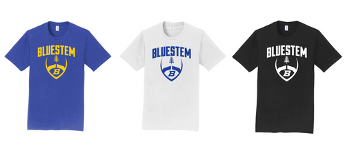 Fan Favorite Tee - Bluestem Football
