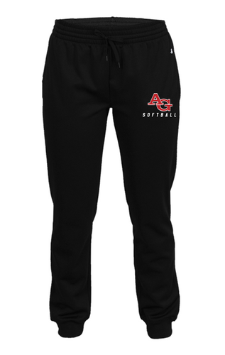 Ladies Joggers - Ash Grove Softball
