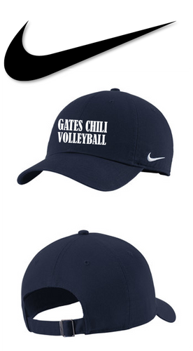 *Nike Heritage 86 Cap - GATES CHILI VOLLEYBALL