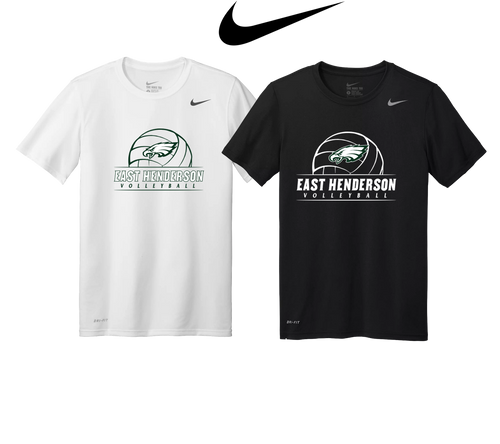 Nike Legend Tee - East Henderson Volleyball