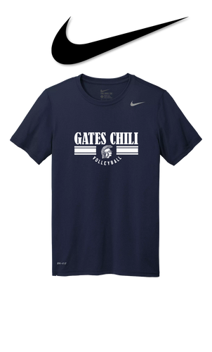 Nike Legend Tee - GATES CHILI VOLLEYBALL