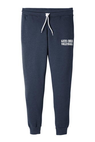 Unisex Jogger Sweatpants - GATES CHILI VOLLEYBALL