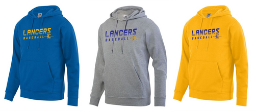 Hooded Sweatshirt - Adult - LEE BASEBALL
