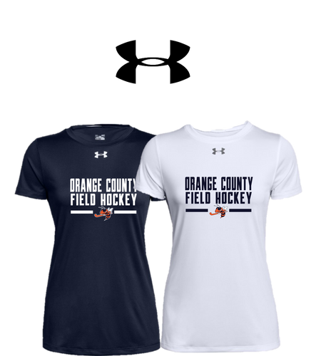 UA Women's Locker Tee 2.0 - Orange County Field Hockey