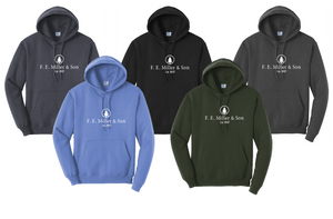 Hooded Sweatshirt - F.E. Miller and Son