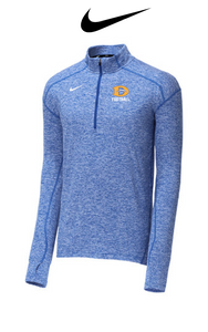 *Nike Dry Element 1/2-Zip - Downingtown West Football