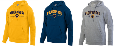 Hooded Sweatshirt - Adult - Pequannock Track & Field