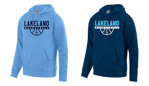 Hooded Sweatshirt - Adult - Lakeland Basketball