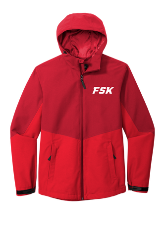 *Tech Rain Jacket - FSK 2022