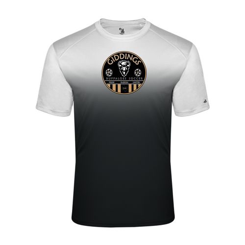 OMBRE PERFROMANCE TEE - Giddings Soccer