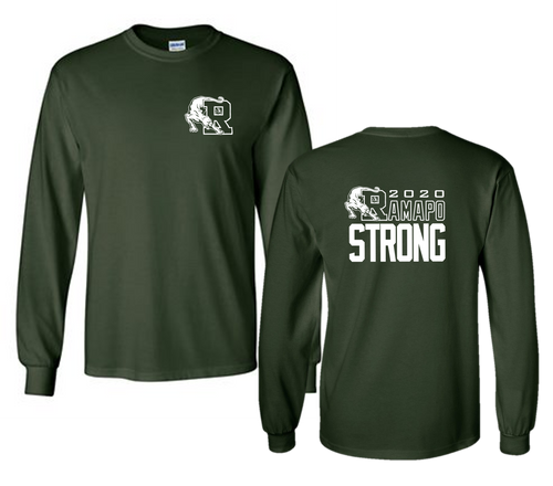 Unisex Long Sleeve - RAMAPO STRONG