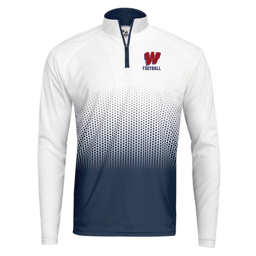 HEX 1/4 ZIP - Westborough Football