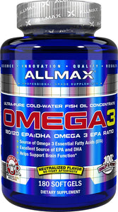 Omega 3 by All Max Nutrition