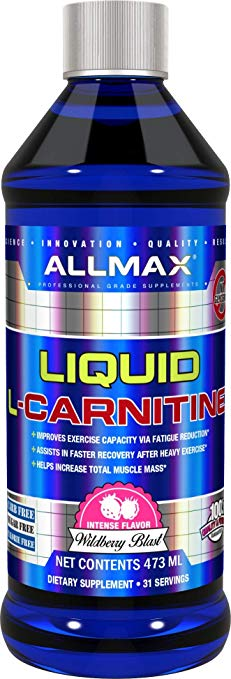 Liquid Carnitine by All Max Nutrition
