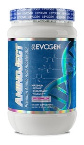 Aminoject by Evogen Nutrition