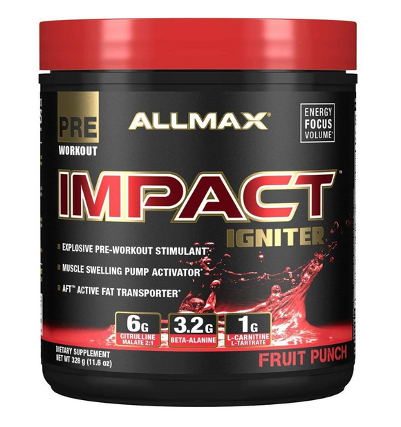 Impact Igniter by All Max Nutrition