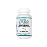 Ubiquinol by Simple Supplements