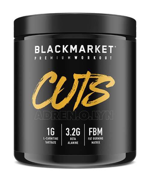 Adrenolyn Cuts by Black Market Labs
