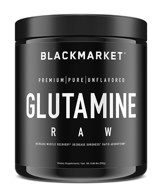 Glutamine by Black Market Labs