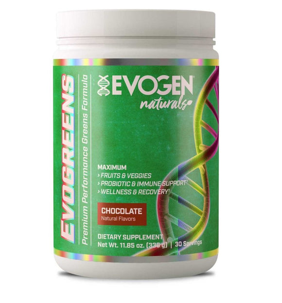 Evogreens by Evogen