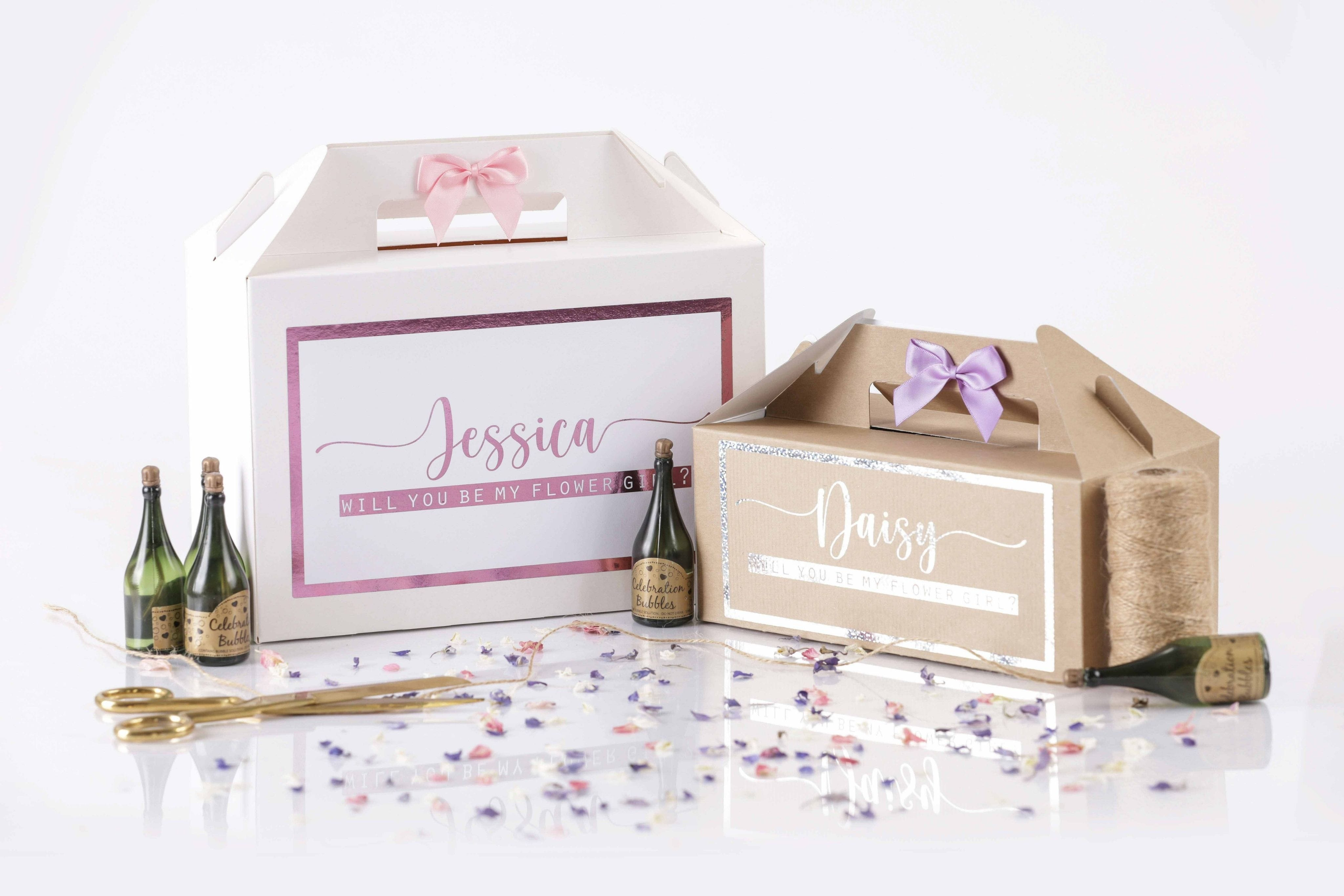 Maid of Honour Gift Box