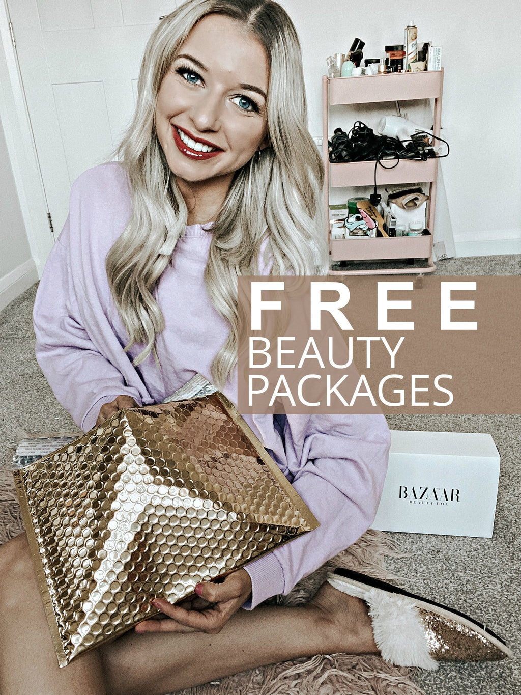 Free Beauty Package! *Coming Soon For Every Darling*