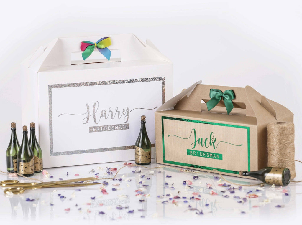 Bridesman Gift Box